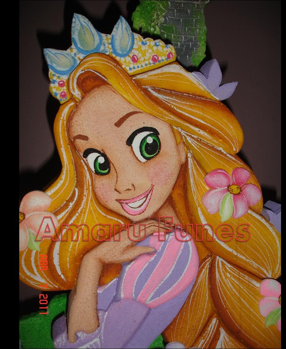 Decoracion Rapunzel Enredados ~ AMARU EVENTOS PI?ATA ENTAMBORADA RAPUNZEL ENREDADOS