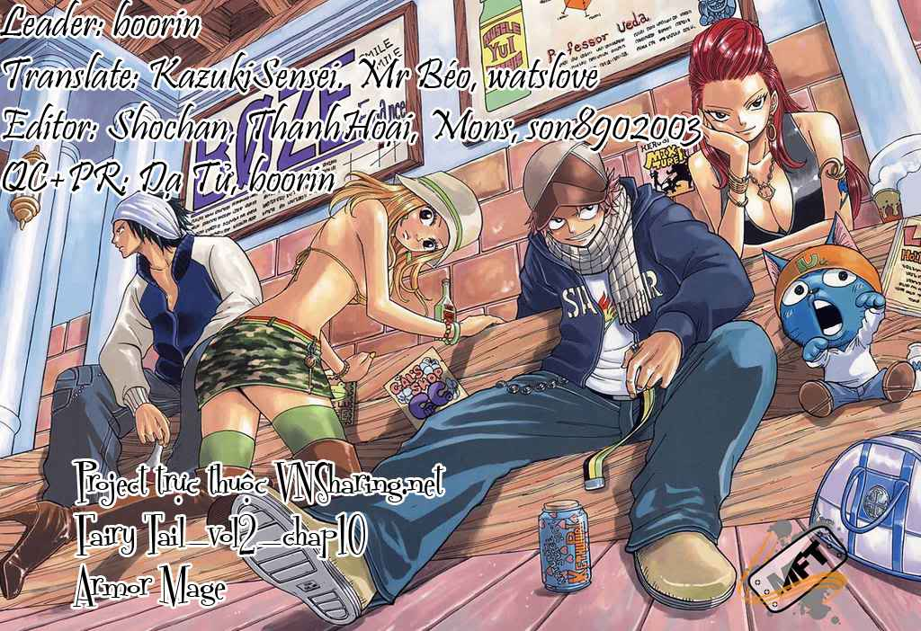 TruyenHay.Com - Ảnh 20 - Fairy Tail Chap 10