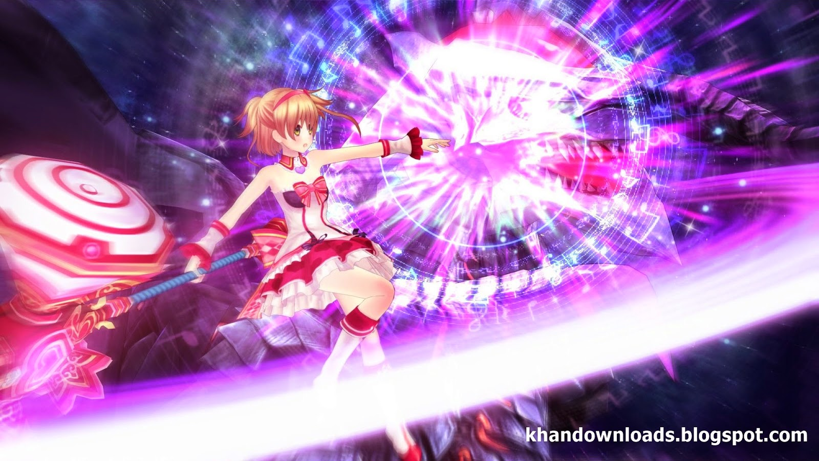 Omega Quintet Free PC Game  Download