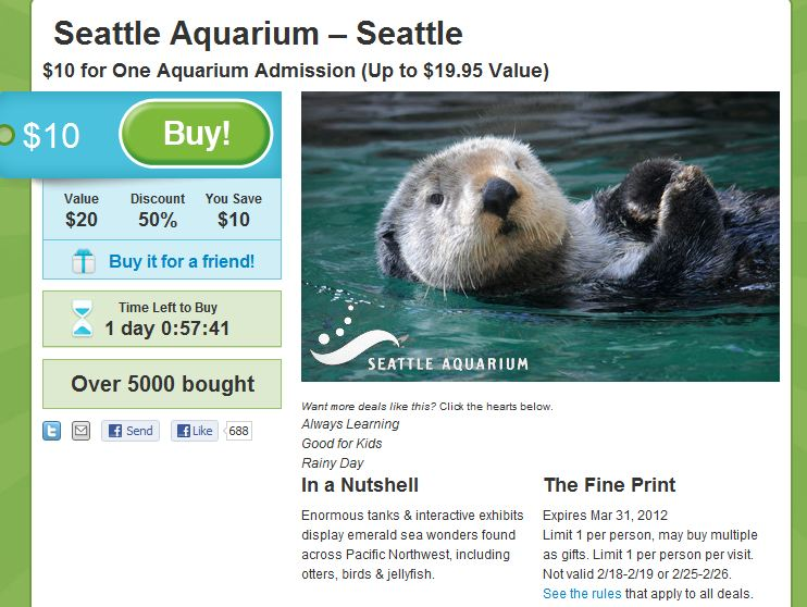 seattle groupon deals