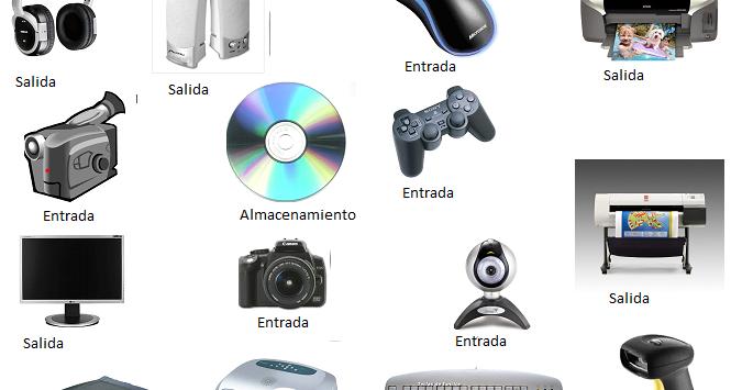 Arquitectura de Hardware: Dispositivos de Entrada y Salida