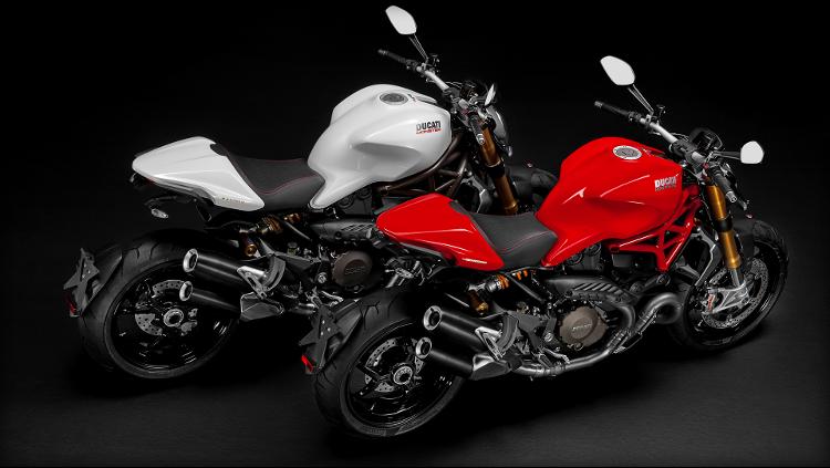Ducati Monster Dirt Motorcycles