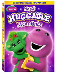 Enter to win Barney: Most Huggable Moments DVD. US/18+, ends 9/17.