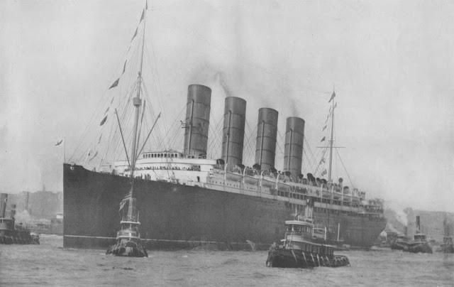 Manche à air RMS+Lusitania+04