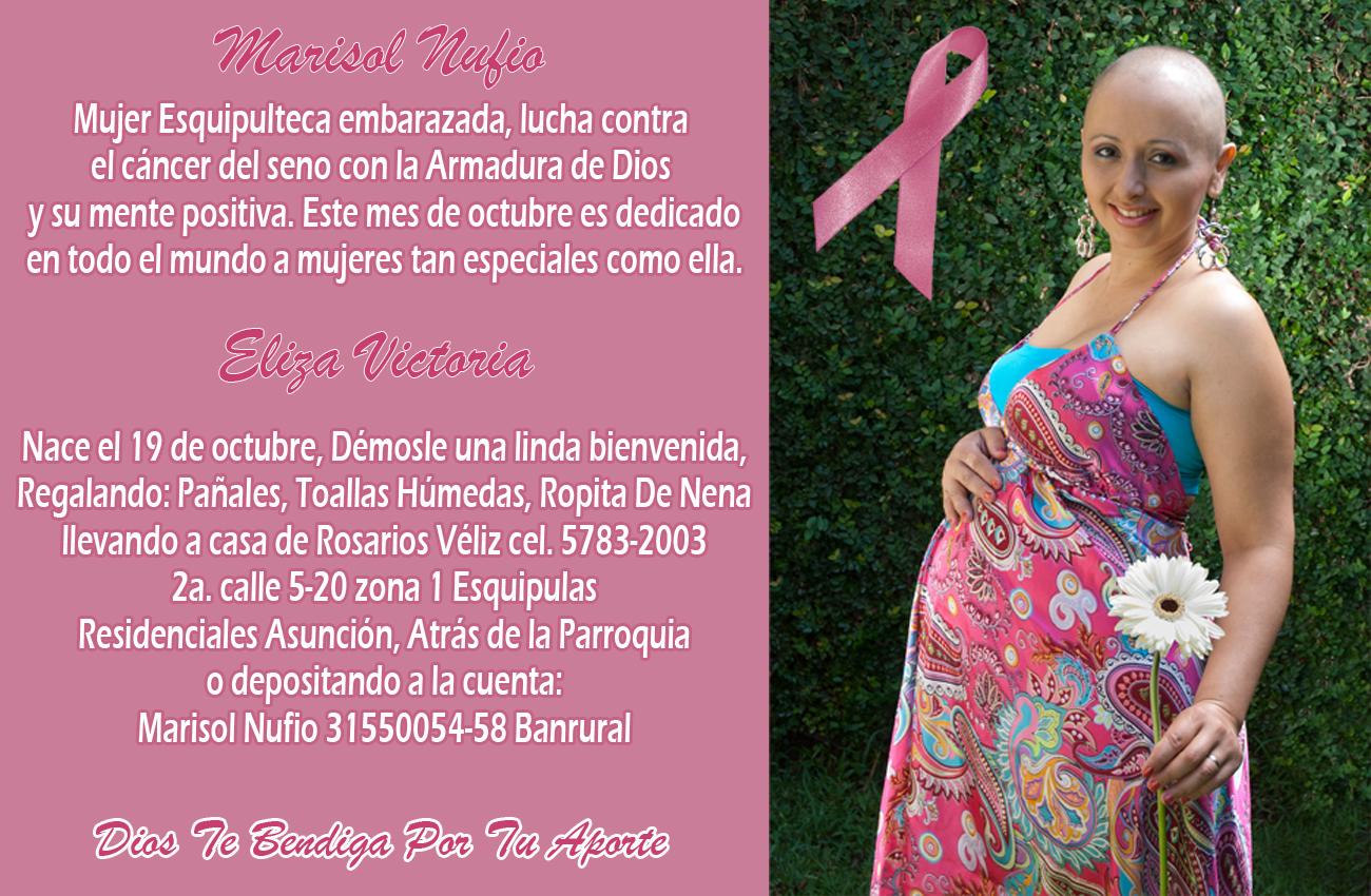 ... MUJER EMBARAZADA CON CANCER, QUE FUE SANA POR LA MISERICORDIA DE DIOS