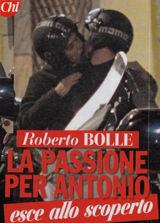 roberto+bolle+outing