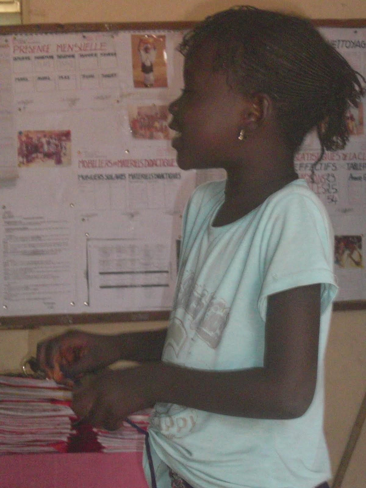 Ecole de Ndombo 2014