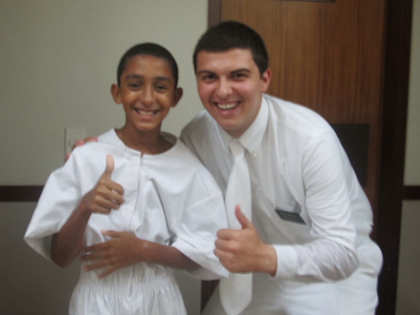 BAPTISM -- Sep. 11, 2013