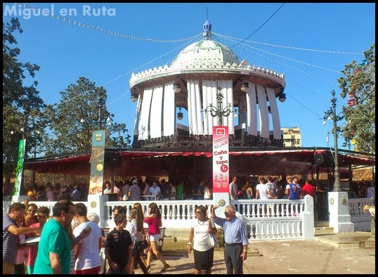 Feria-Albacete-Templete