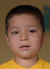 Noel - Honduras (Tablon), Age 5