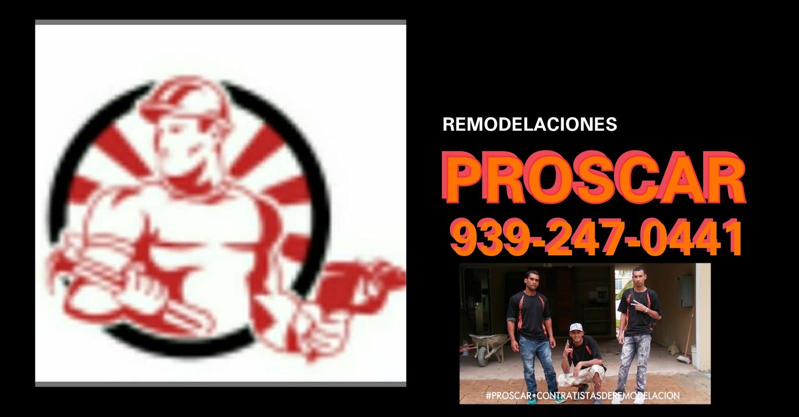 Remodelaciones PROSCAR