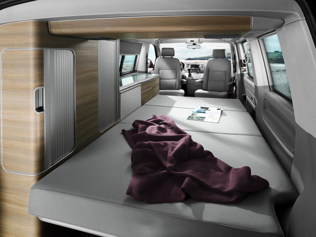 campingbus sondermodell vw california comfortline generation. Black Bedroom Furniture Sets. Home Design Ideas