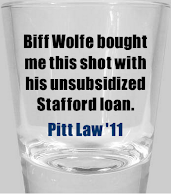 Response to Pitt Law Ranking