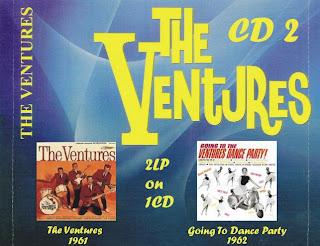 The Ventures – The Ventures & Going To The Ventures Dance Party