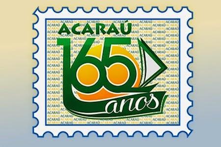 Programação: 165 Anos de Acaraú
