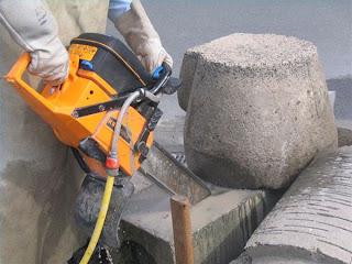 An toàn lao động, đảm bảo sức khỏe trong Khoan cắt bê tông
