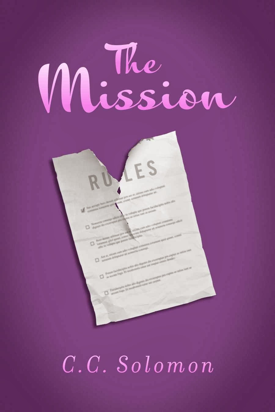 The Mission- out now on Amazon