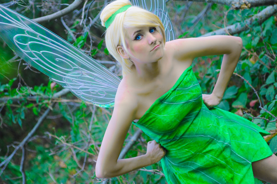 Site theme real life nude tinkerbell exist?