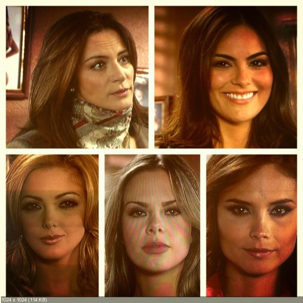 fotos del casting de la telenovela la tempestad
