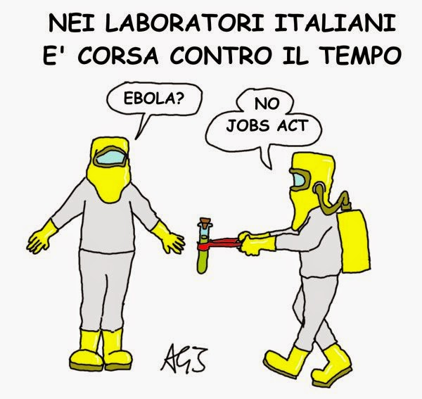 ebola, jobs act