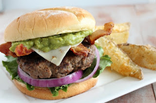 guacamole bacon burger 17 mouthwatering and crowd-pleasing burgers
