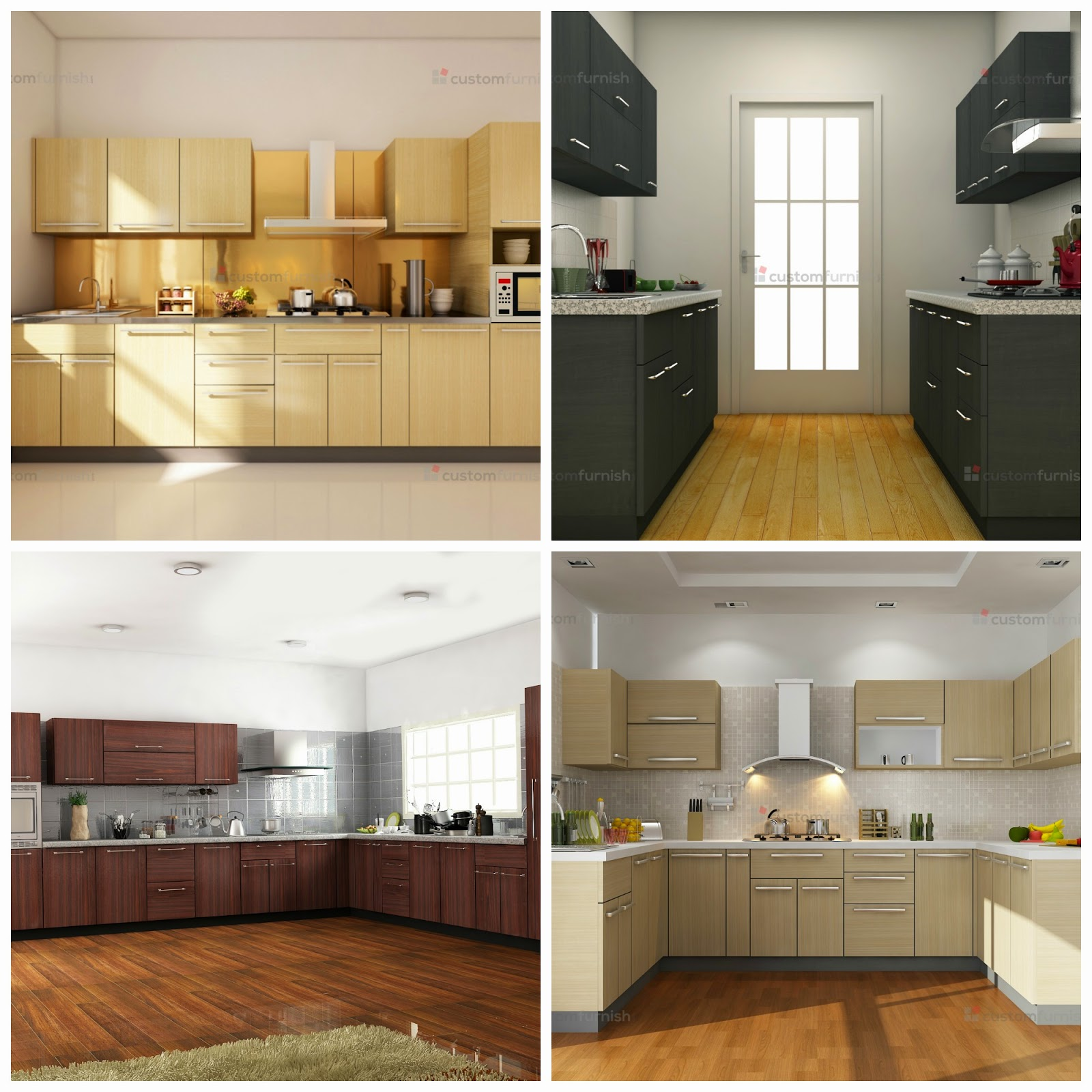 Parallel Kitchen Modular Kitchens Buying Guide Interior Decor Blog