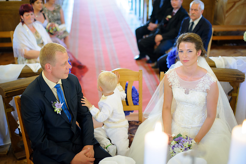 Vestuvių ir krikštynų ceremonija