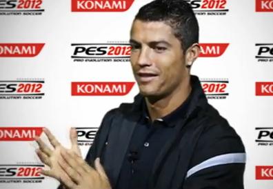 Christiano Ronaldo Pes 2012 07