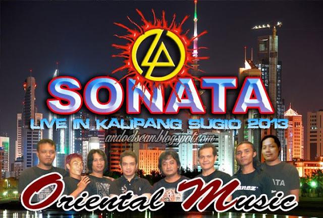 La sonata live in kalipang sugio 2013