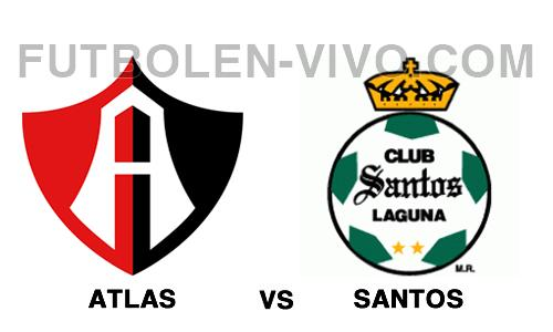 Atlas vs Santos