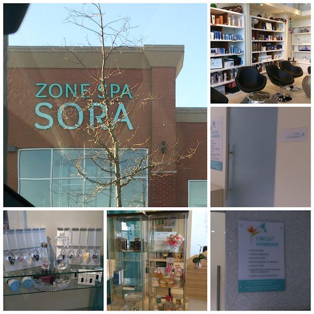 Zone Spa Sora: Un spa unique à 15 minutes de Montréal