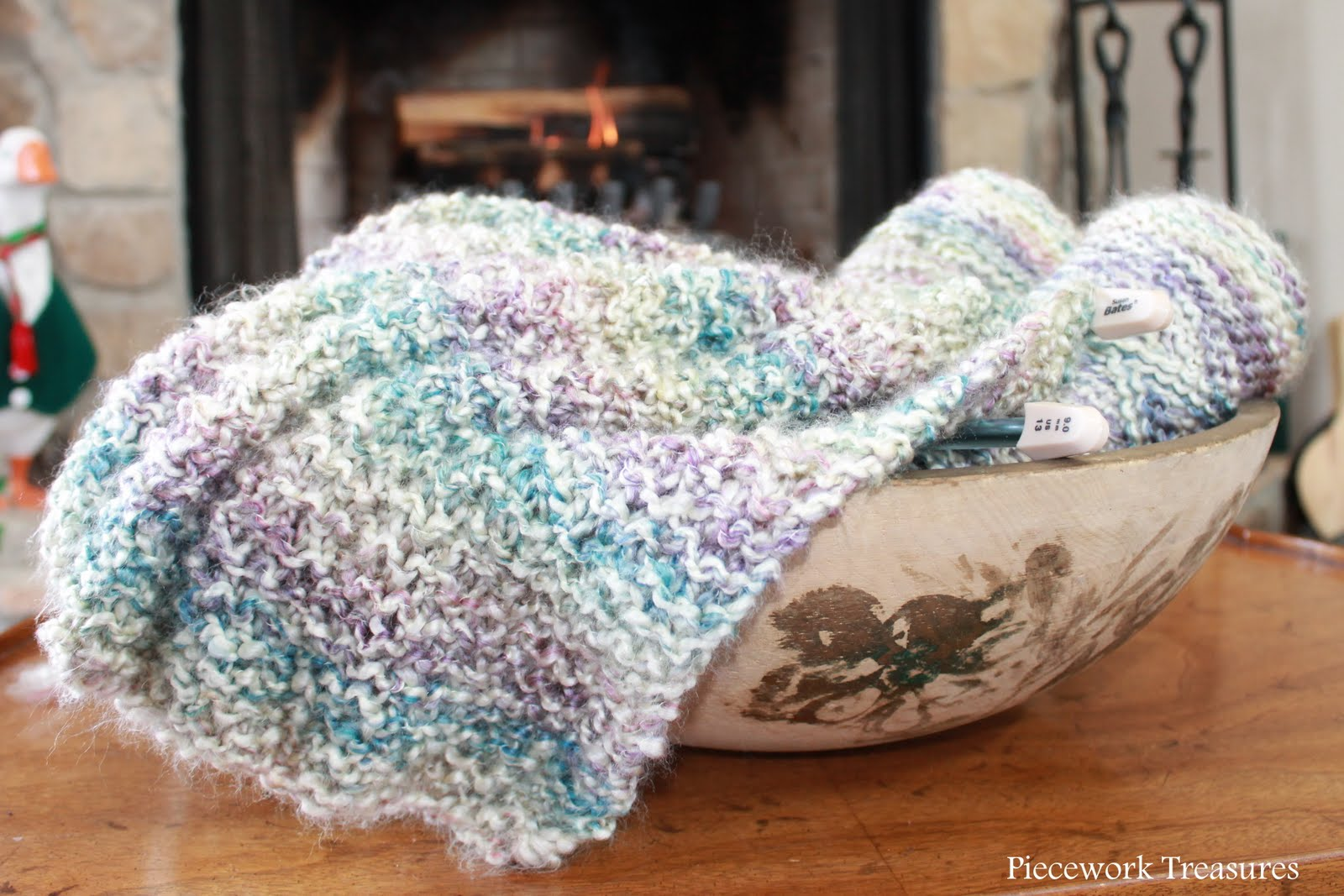 Lisas carolina handmade a new trinity stitch pattern prayer lisas carolina handmade a new trinity stitch pattern prayer shawl started bankloansurffo Image collections