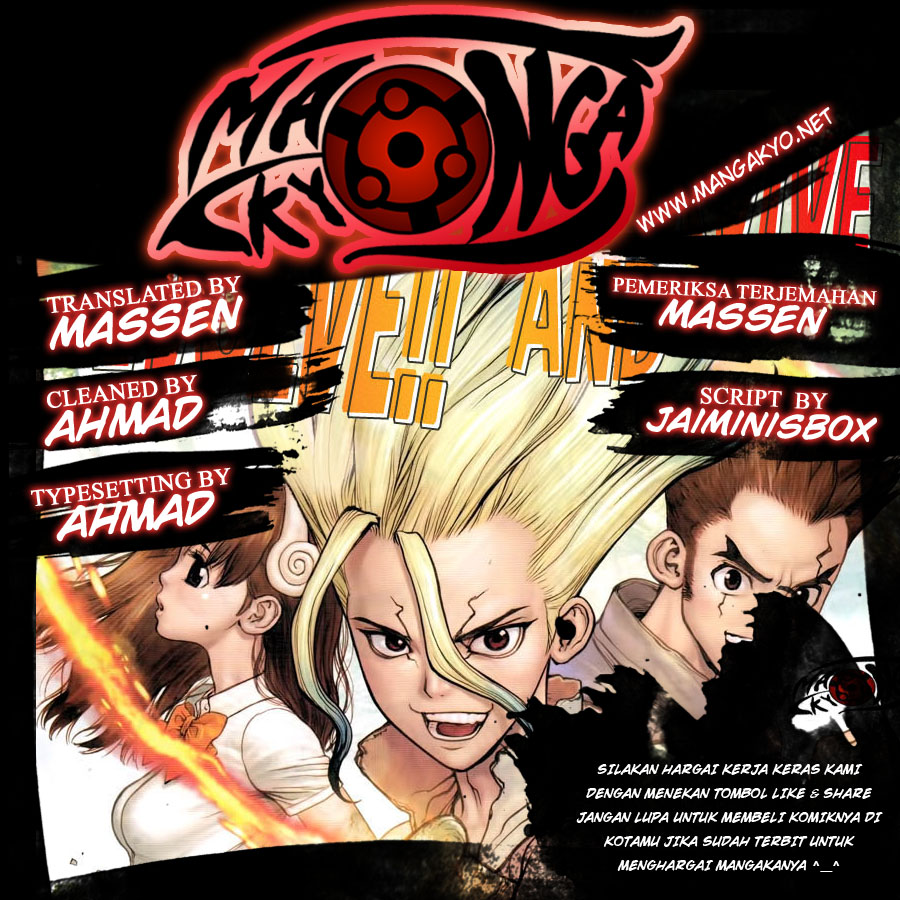 Dr. Stone Chapter 35-0