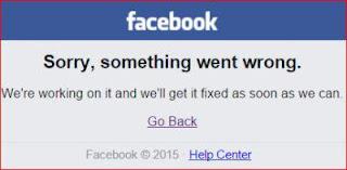 facebook offline irraggiungibile