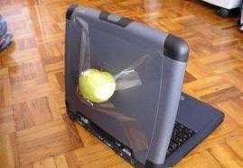 imagenes graciosas de computadoras portatiles