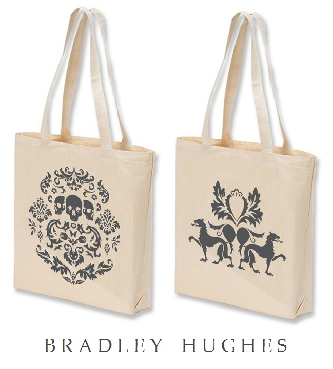 Phillip barlow canvas tote bags neocon home design ideas and alternative for How to make designer bags at home