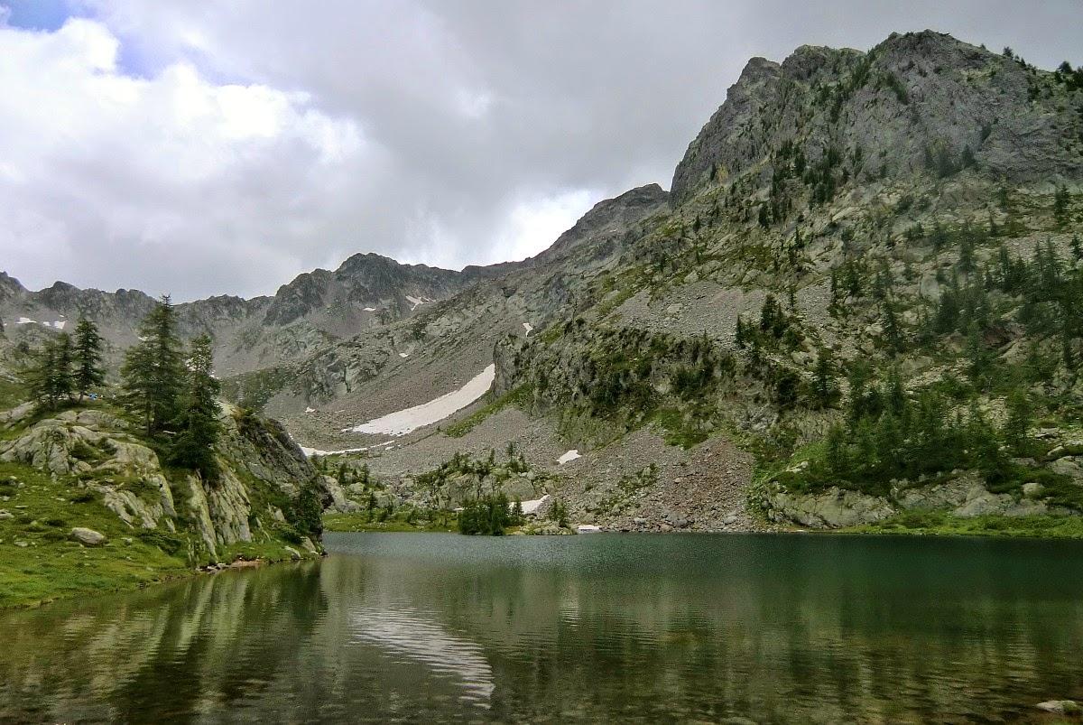 Lake Trecolpas
