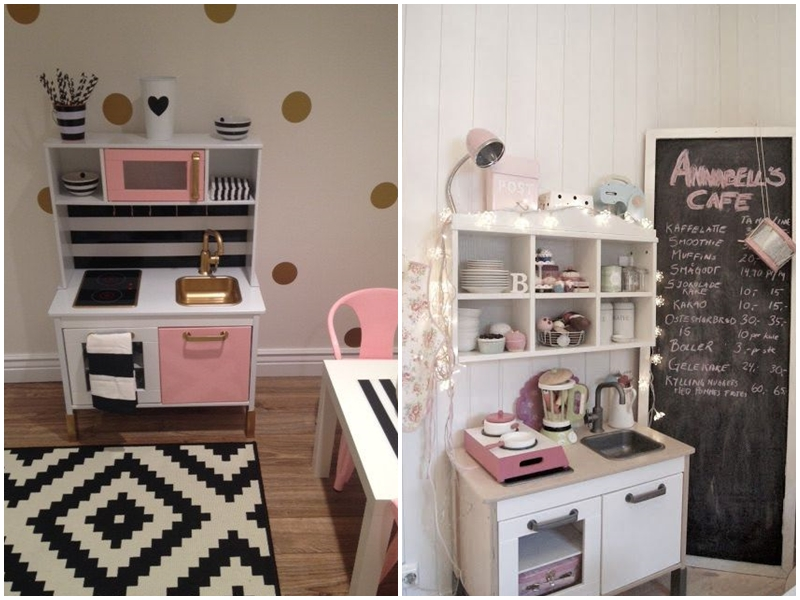 Drewniana kuchnia dla Malucha  BlogiMam pl  Mamy piszą blogi! -> Ikea Kuchnia Dla Dzieci Drewniana