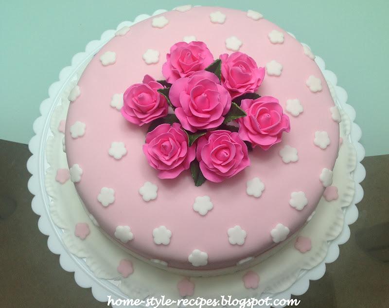 Cake Decorating Gum Paste Recipe : Share-A-Recipe: Wilton Gum Paste & Fondant (Course 3 ...