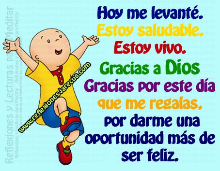 Soy Feliz Gracias A Dios Dios  da  oportunidad  felizEstoy Feliz Gracias A Dios