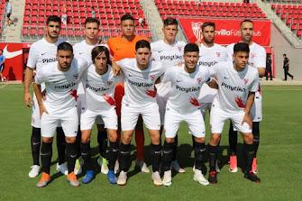 Sevilla Atlético Club.- 2018-2019