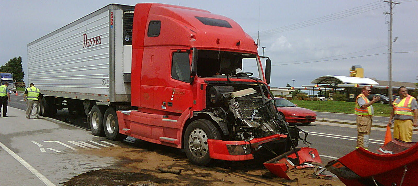 TRUCKING ACCIDENTS