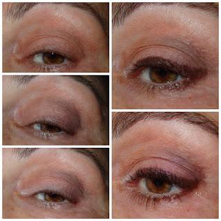Maquillaje de ojos natural paso  a paso