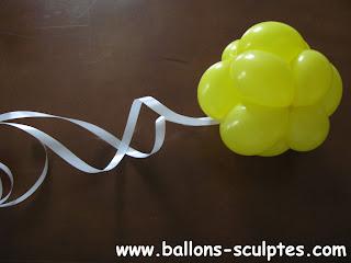 balle en ballon