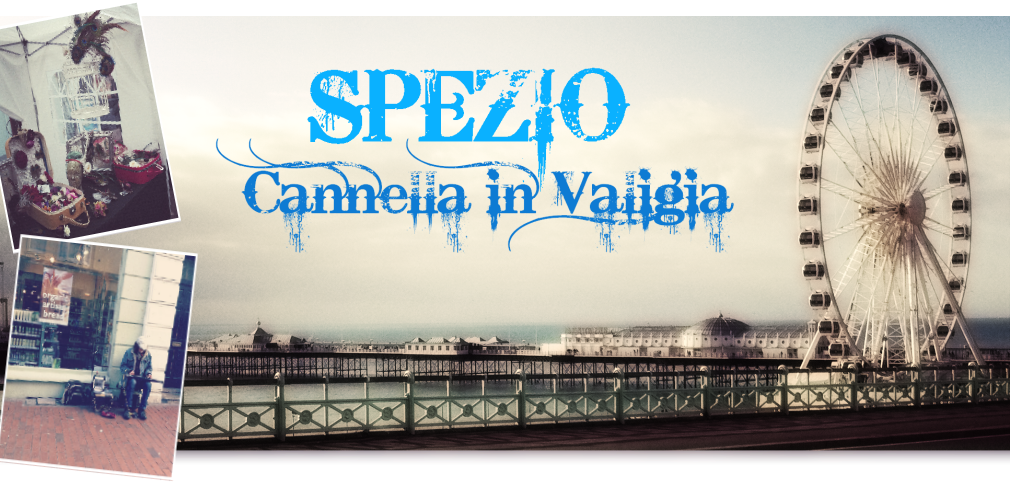 Spezio Cannella in Valigia