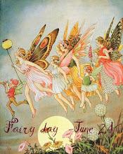 24 de Junio Fiesta de las hadas en todas somos reinas