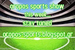 oropos sports show