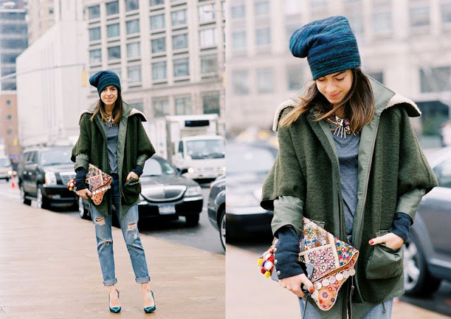 street style  MIX