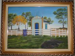 Capela da Fazenda Divino Espírito Santo