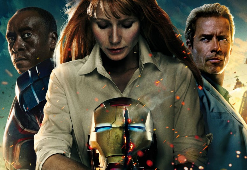 Iron Man 3 - Check out New Pics and Character Descriptions   CAPES    Guy Pearce Iron Man 3 Tattoos